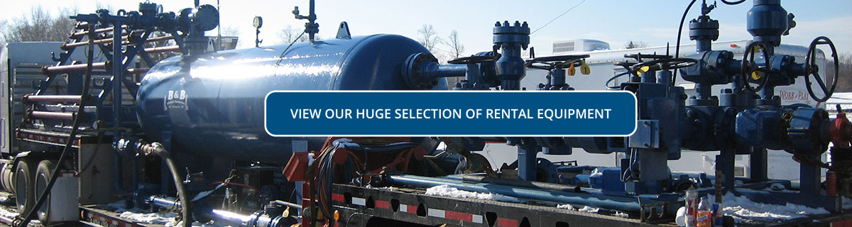 blowout preventer rentals oilfield equipment